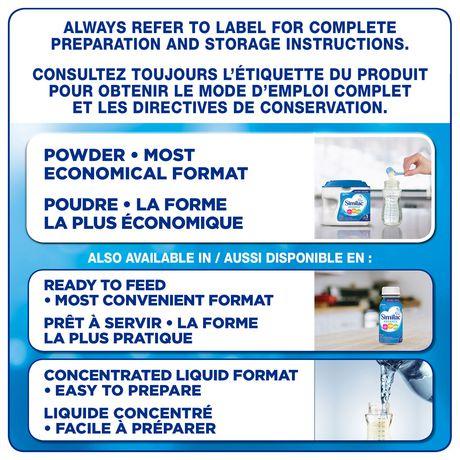 Similac Advance Step 1 Baby Formula Powder, 6 x 658 g, Value Pack - image 9 of 9