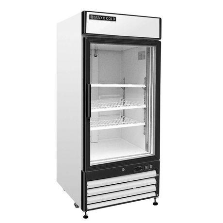 Réfrigérateur marchandiseur Maxx Cold de la série X de 16 pi³ - image 2 de 5