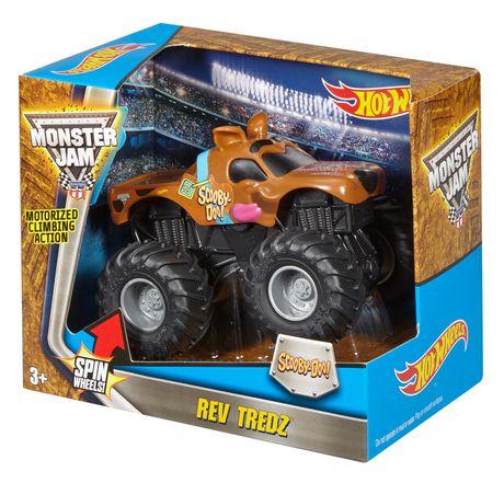 VehicleWalmart Wheels Doo Jam Rev Monster Canada Tredz Hot Scooby IEW9H2DY