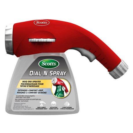 Scotts Dial N Spray Hose End Sprayer Walmart Canada