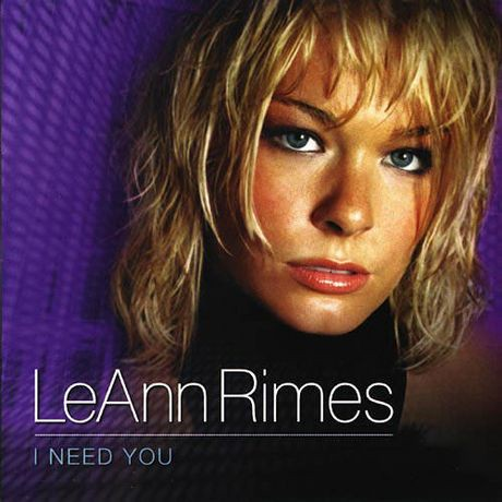 Leann Rimes I Need You Walmart Canada