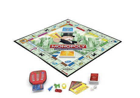 Hasbro Gaming Monopoly Electronic Banking - image 2 of 3