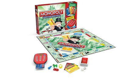 Hasbro Gaming Monopoly Electronic Banking - image 3 of 3