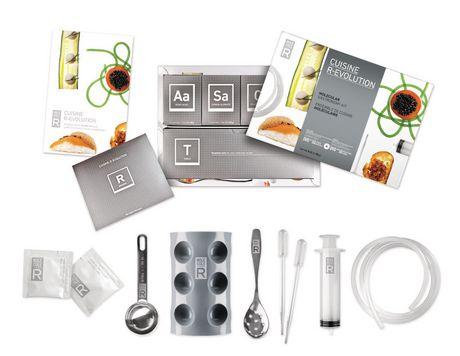 Cuisine R-Evolution Molecular Gastronomy Kit - image 3 of 3