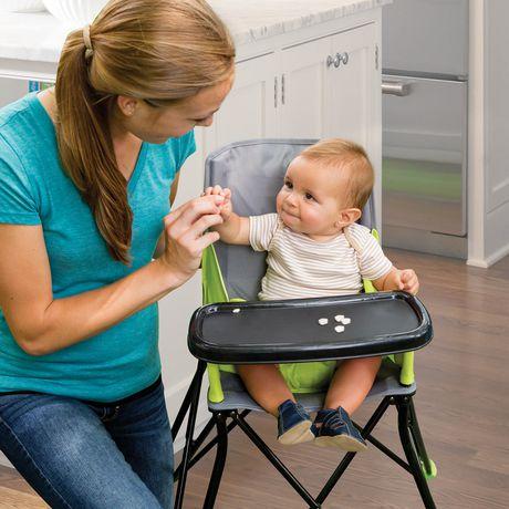chaise haute portative pop n sit de summer infant. Black Bedroom Furniture Sets. Home Design Ideas