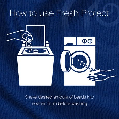 Downy Fresh Protect ACTIVE Fresh Scent In-Wash Odor Defense Laundry Scent Booster - image 4 of 4