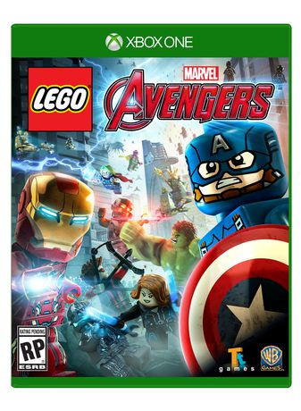 jeu vid o lego marvel avengers xbox one walmart canada. Black Bedroom Furniture Sets. Home Design Ideas