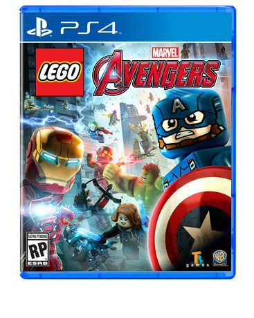 marvel lego ps4