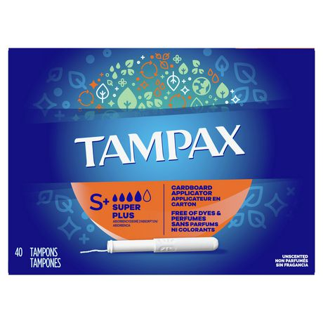 Tampax Super plus Absorbency Tampons - image 2 of 4