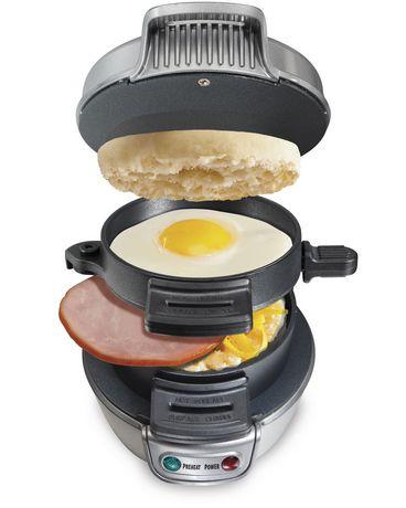 Hamilton Beach® Breakfast Sandwich Maker - image 3 of 9