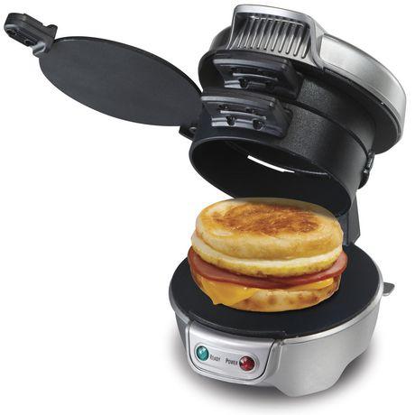 Hamilton Beach® Breakfast Sandwich Maker - image 4 of 9