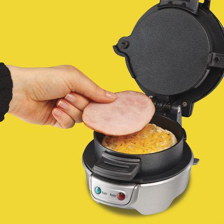 Hamilton Beach® Breakfast Sandwich Maker - image 5 of 9