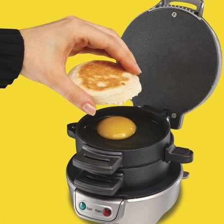 Hamilton Beach® Breakfast Sandwich Maker - image 7 of 9