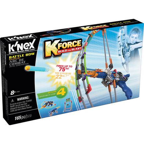K'NEX K'nex K-Force Battle Bow Building Set - image 1 of 3