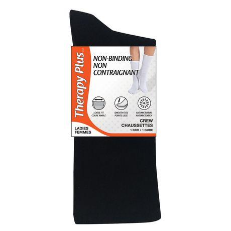 Therapy Plus® Chausettes de femme - Non Contraignant 1pk - image 2 de 2