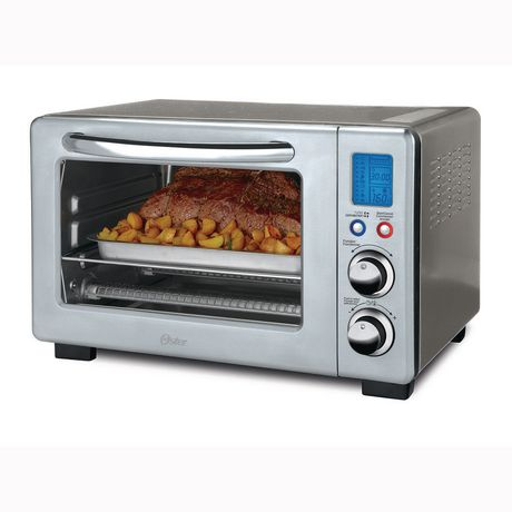 Oster 6 Slice Digital Countertop Oven With Convection