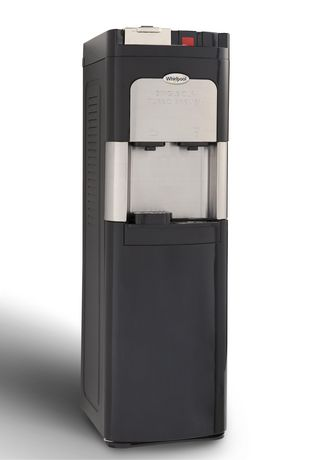 Whirlpool Commercial Single Serve Coffee Maker And Bottom Load Water Cooler, Compatible with K-Cup PODS. - image 1 of 6