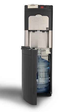 Whirlpool Commercial Single Serve Coffee Maker And Bottom Load Water Cooler, Compatible with K-Cup PODS. - image 2 of 6