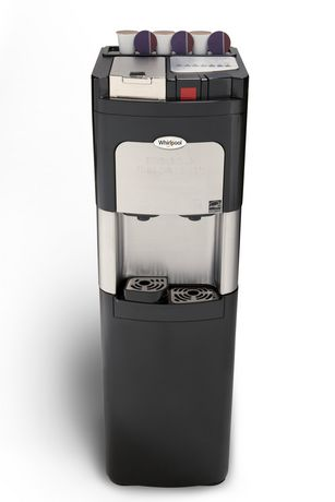 Whirlpool Commercial Single Serve Coffee Maker And Bottom Load Water Cooler, Compatible with K-Cup PODS. - image 3 of 6