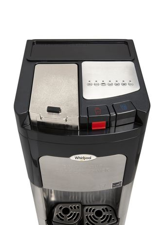 Whirlpool Commercial Single Serve Coffee Maker And Bottom Load Water Cooler, Compatible with K-Cup PODS. - image 4 of 6