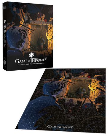 USAopoly Game of Thrones Premium PUZZLE: Hold The Door - image 2 of 2