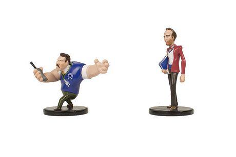 Vice Principals Gamby and Lee Vinyl Figurines - image 2 de 3