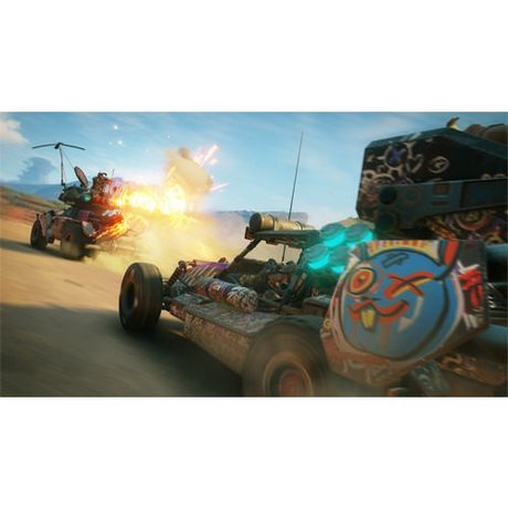 RAGE 2 (PS4) - image 4 of 8