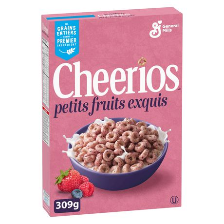 Cheerios™ Very Berry Naturally Flavoured Cereal Special Edition - image 2 of 8