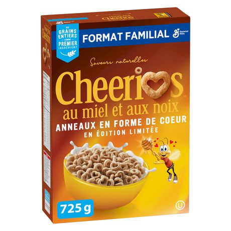 Cheerios™ Honey Nut Cereal Family Size - image 2 of 9