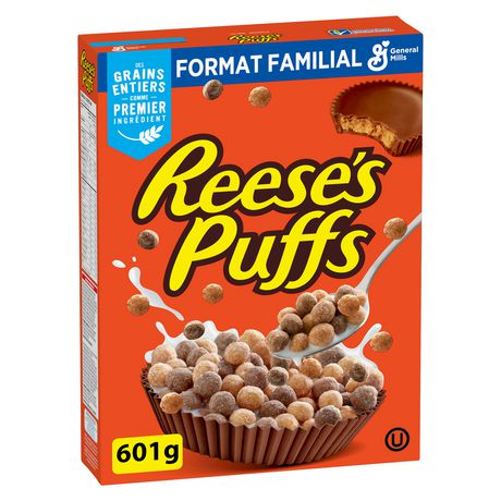 Reese Puffs Cereal - image 2 of 9