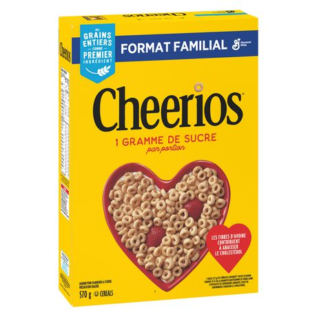 Cheerios™ Cereal, Family Size - image 8 of 9