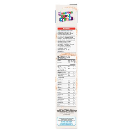 Cinnamon Toast Crunch™ Cereal Family Size - image 3 of 9