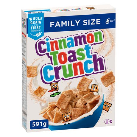 Cinnamon Toast Crunch™ Cereal Family Size - image 1 of 9