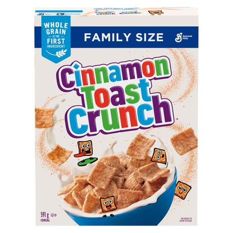 Cinnamon Toast Crunch™ Cereal Family Size - image 8 of 9