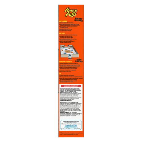 Reese Puffs Cereal - image 3 of 9