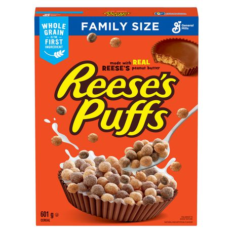 Reese Puffs Cereal - image 6 of 9
