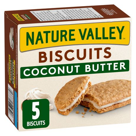 Nature Valley Biscuit Coconut Butter | Walmart Canada