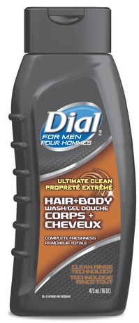Dial for MEN Ultimate Clean Hair & Body Wash 473mL - image 1 of 1
