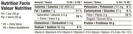 Solo Dark Chocolate Mandarin Energy Bars - image 4 of 5