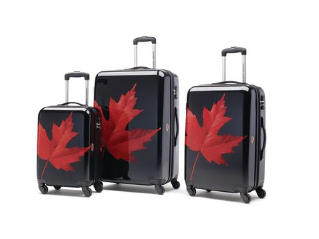 Canadian Tourister Canadian Collection 3-Piece Luggage Set - image 1 of 2