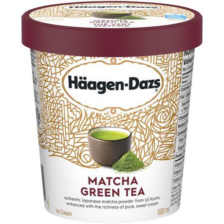 HÄAGEN-DAZS® Thé vert matcha 500 ml - image 1 de 4