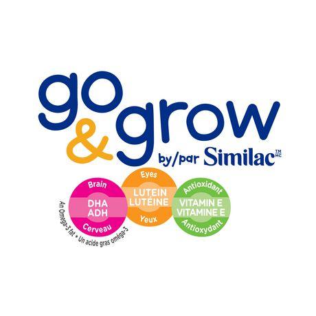 Go & Grow par Similac Étape 3 en poudre saveur de lait - image 3 de 8