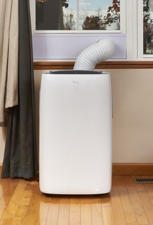 TCL 12,000 BTU Portable Air Conditioner; White - image 2 of 5