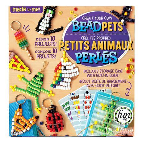 Petits Animaux Perlés par Made by Me