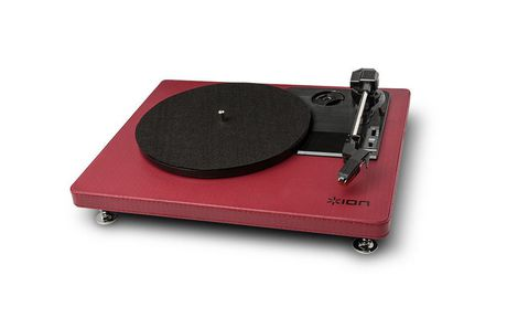 ION Audio Compact LP | Plate-forme de conversion USB à 3 vitesses à économie d'espace - image 6 de 6