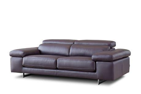 Superb Losbu Nina Elegant 3 Seater Sofa Walmart Canada Ibusinesslaw Wood Chair Design Ideas Ibusinesslaworg