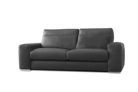 Losbu Toscana Hilda Black 3 Seater Sofa Walmart Canada