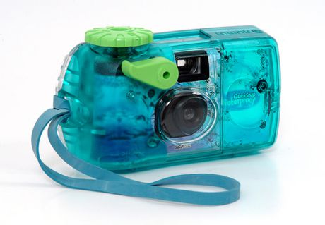 Fujifilm QuickSnap Waterproof Disposable Camera - image 2 of 2