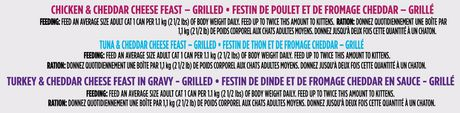 Fancy Feast Wet Cat Food, Cheddar Delights Grilled Variety Pack - image 3 of 5