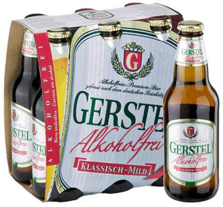 Gerstel Non Alcoholic Beer - image 1 of 1